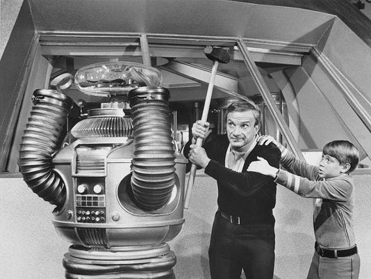 Lost In Space File Art
