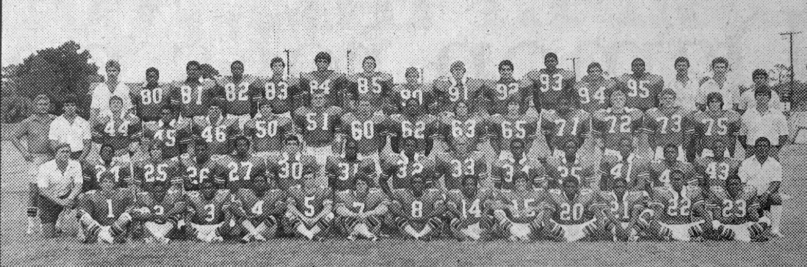 Vbhs 1981 State Champs 08