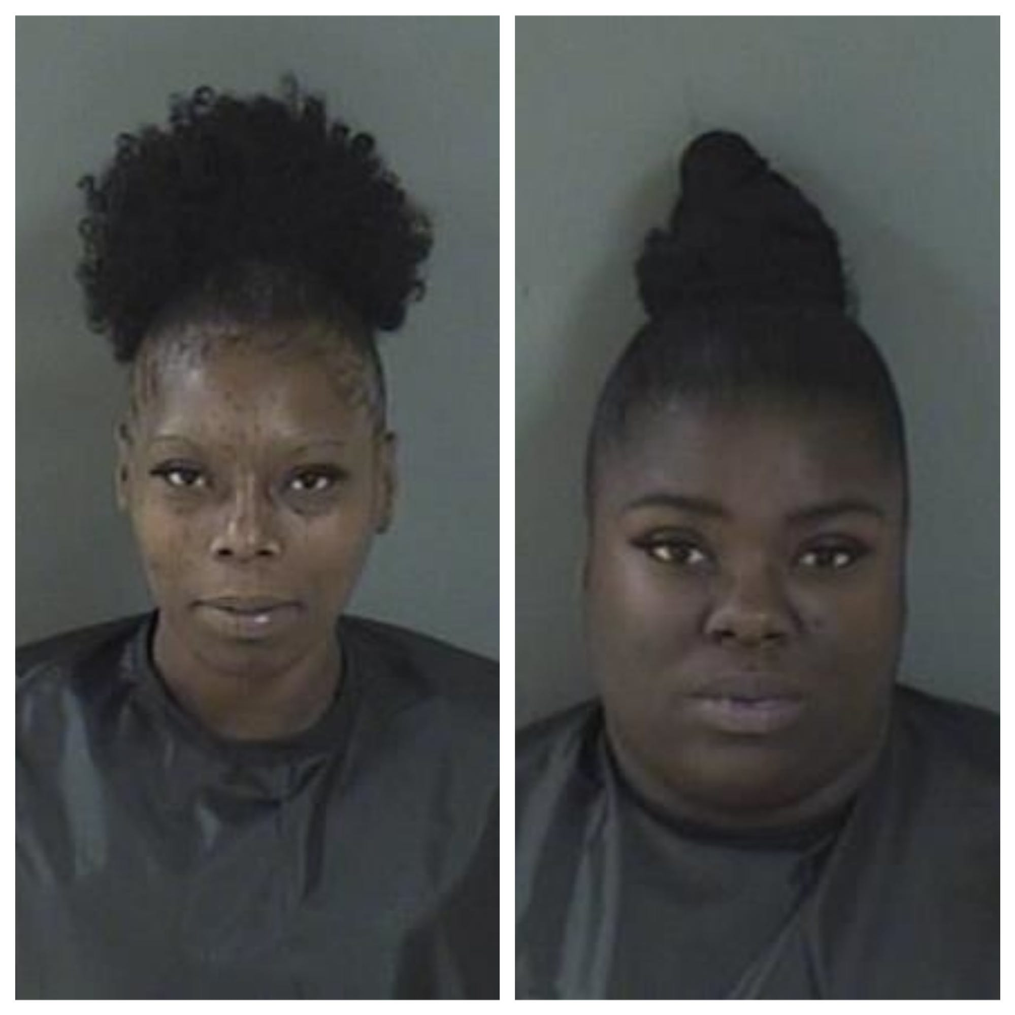 2 women charged with breaking bones in woman's face in Gifford grocery store beating