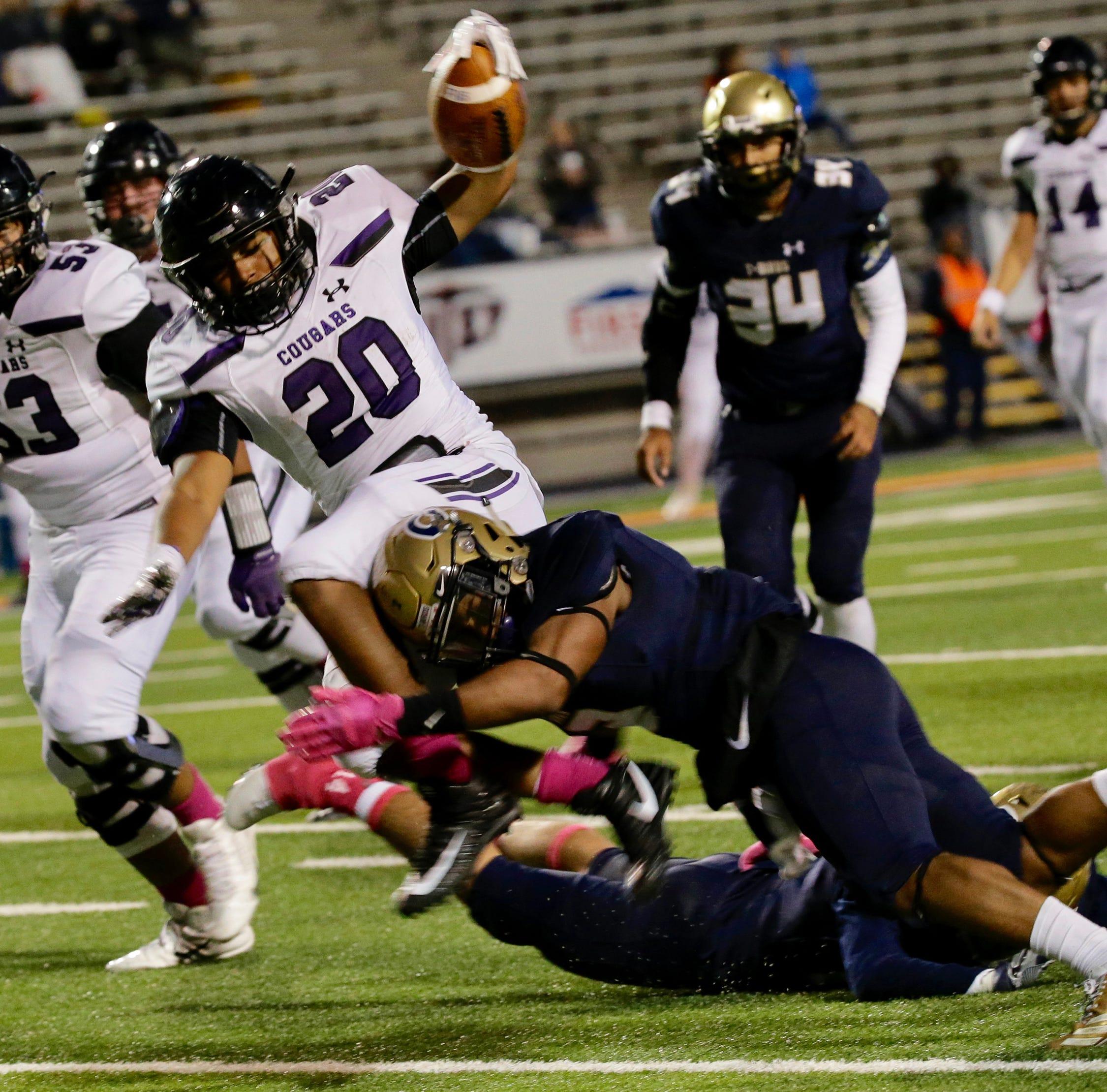 El Paso high school football: Franklin dominates Coronado in rivalry West Side Bowl game