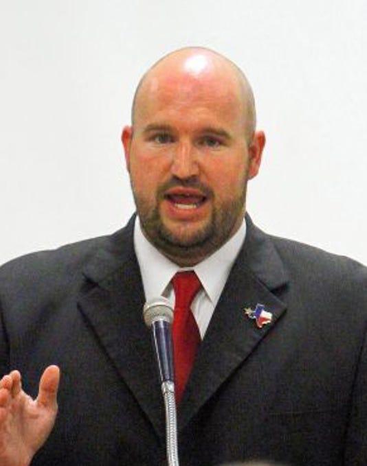 COUNTY COMMISSONER PRECT 4 Andrew Haggerty