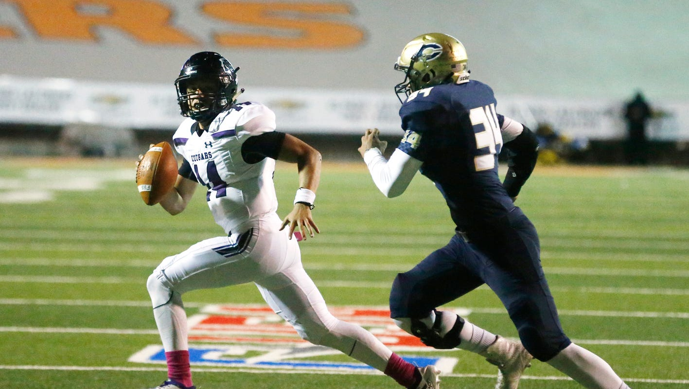 Insight on El Paso high school football game matchups