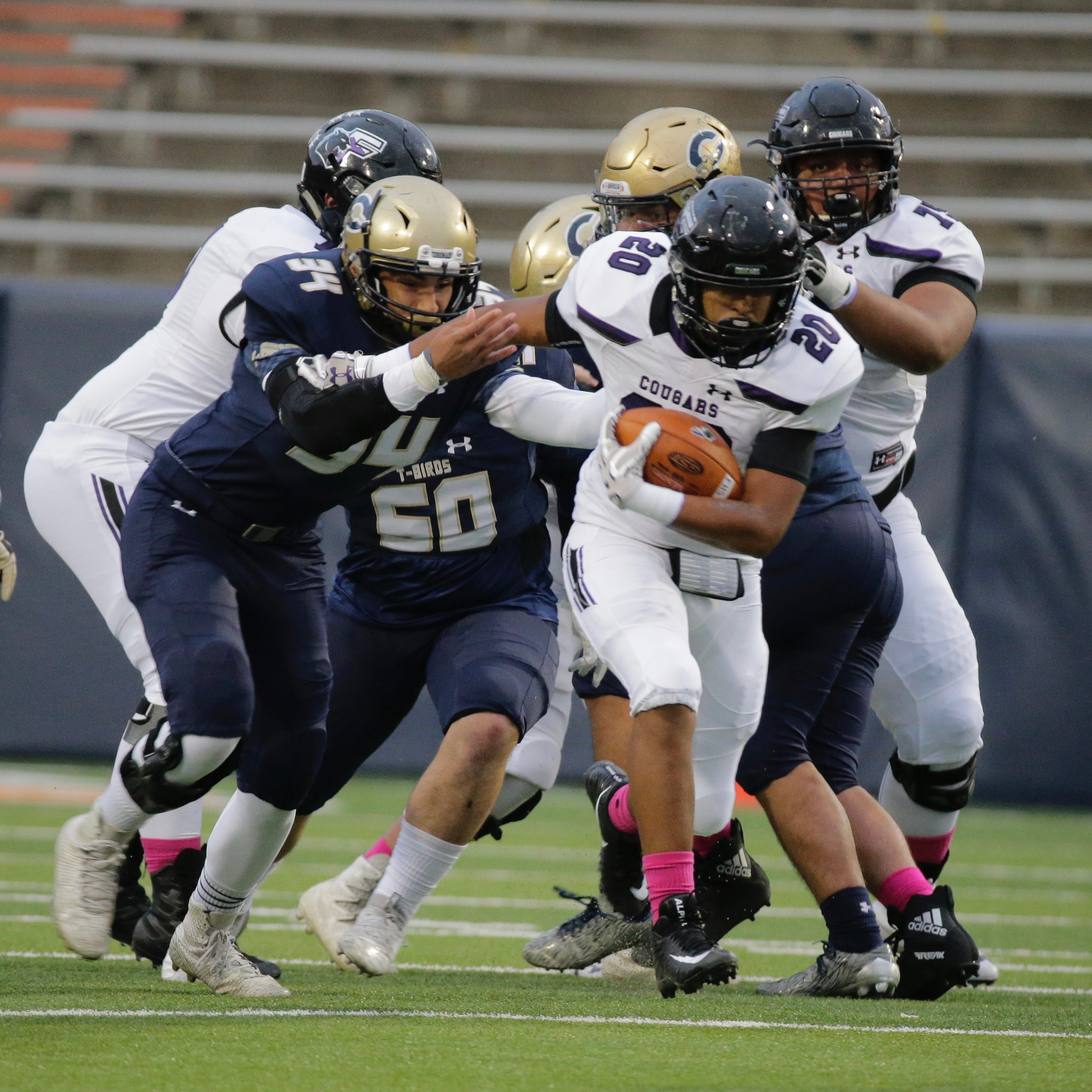 El Paso high school football: Franklin-Coronado live coverage