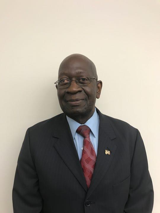 Former El Paso Rep. Carl Robinson is running for County Commissioner, against incumbent Andrew Haggerty.