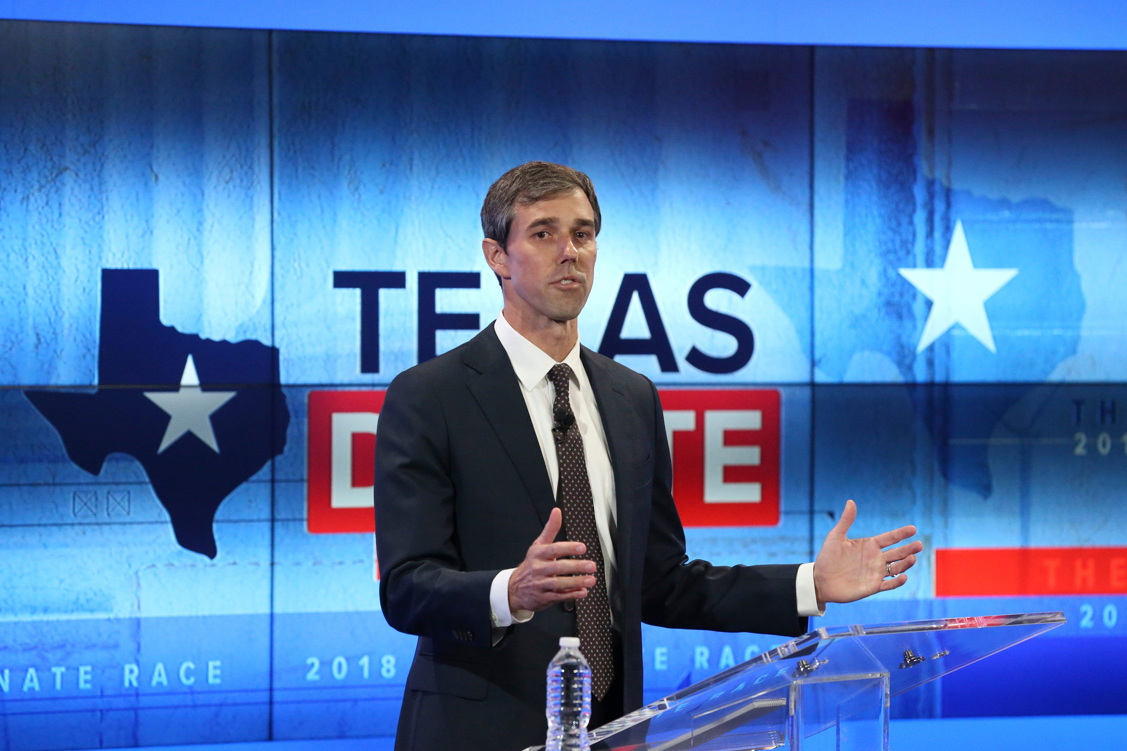 Beto CNN town hall: O'Rourke regrets using 'Lyin' Ted', rules out president run | El Paso Times
