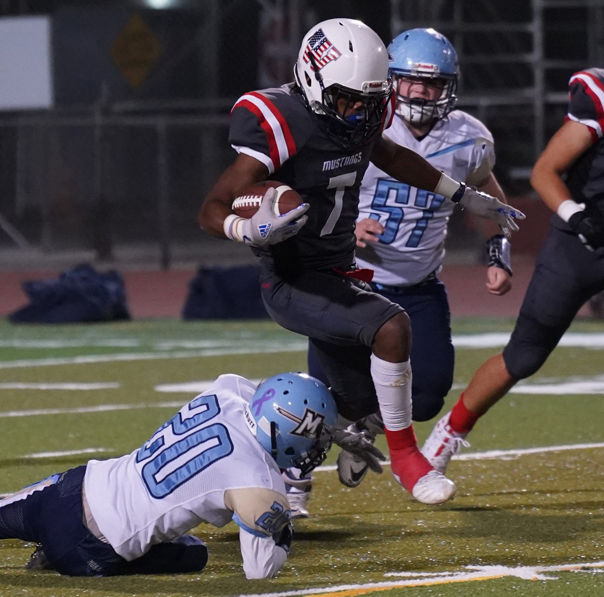 Tulare Western routs Monache, rolls into Bell Game undefeated