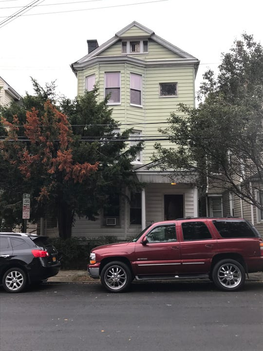 Rooming house on Stevens Avenue in Mount Vernon where six high- and moderate-risk sex offenders live