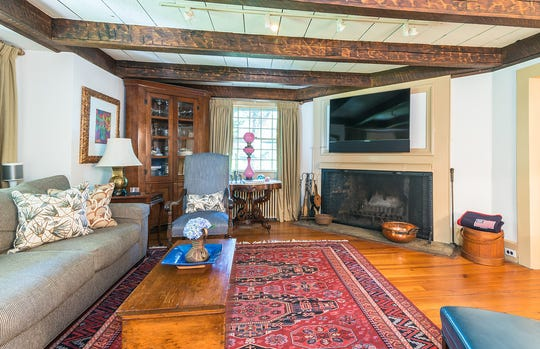 The oldest farmhouse in Scarsdale, known as Underhill House, is up for sale.