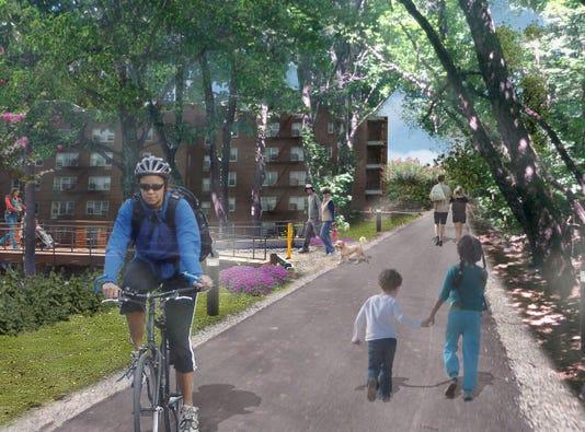 Yonkers Greenway plan