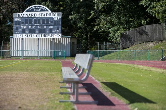 Baynard Stadium is set to be closed around April 1, as Salesianum begins work on a complete renovation that will close the site for more than a year. Sallies hopes to have the new facility, to be named Abessinio Stadium, finished in time for the start of the 2020 high school football season.