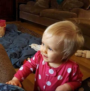 Scarlette Olivia Newsom, 2, was reportedly taken off life support and has died from injuries sustained during alleged child abuse.