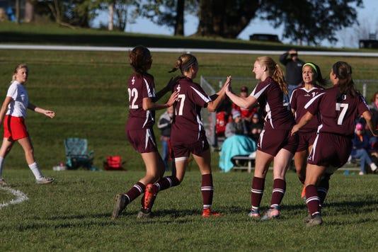 Jg Girls Soccer
