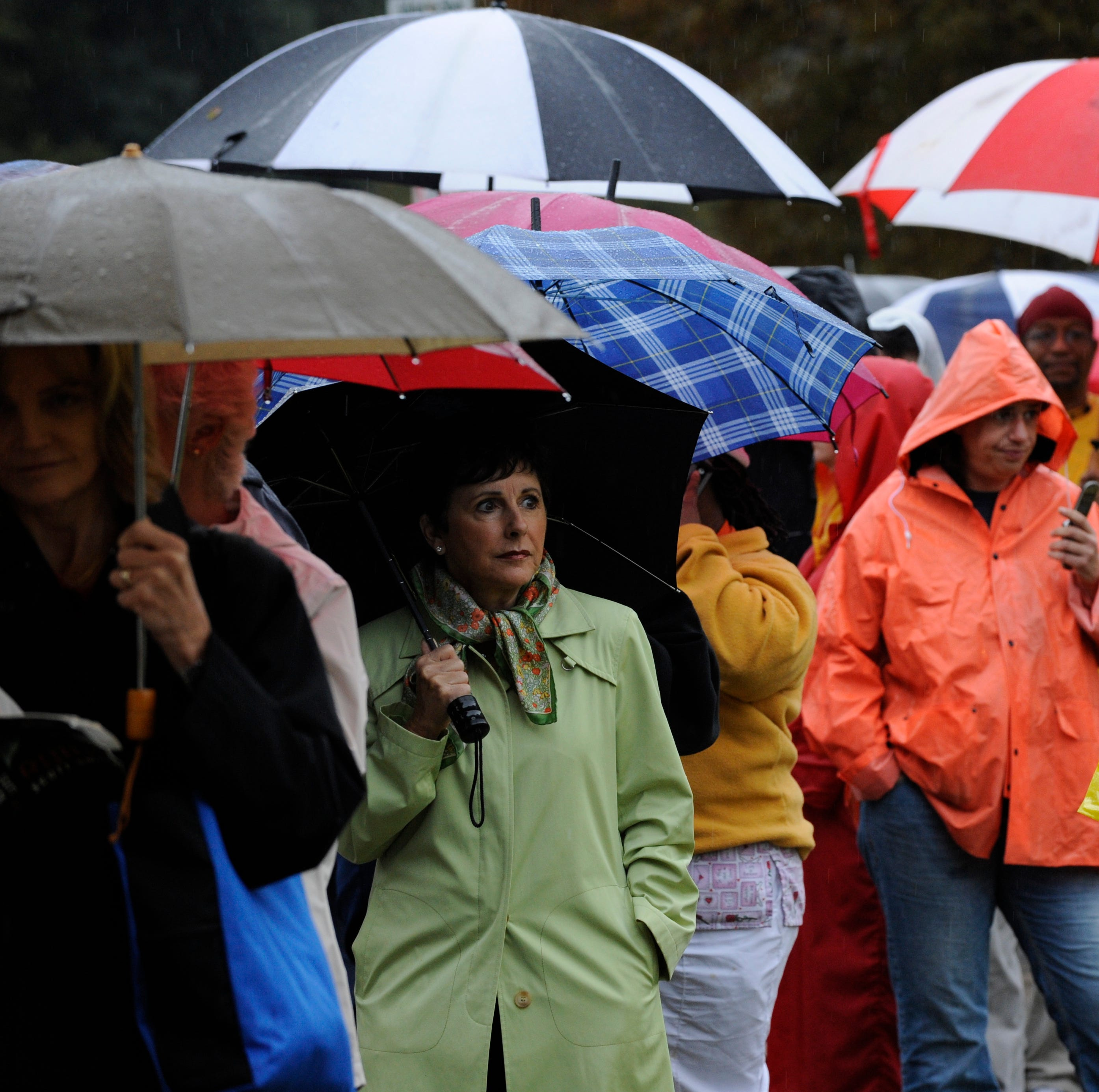 Election Day weather: Want a Democratic 'blue wave?' Hope for clear skies.