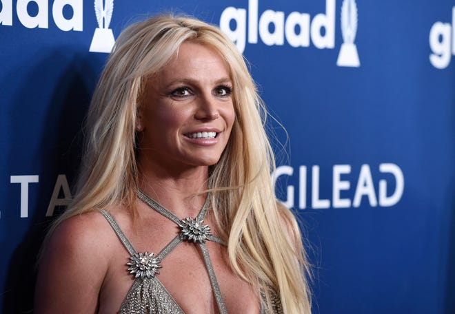 """Britney Spears announced Thursday that she is heading back to the Las Vegas strip with a new residency, following her highly successful four-year """"Britney: Piece of Me"""" stint."""