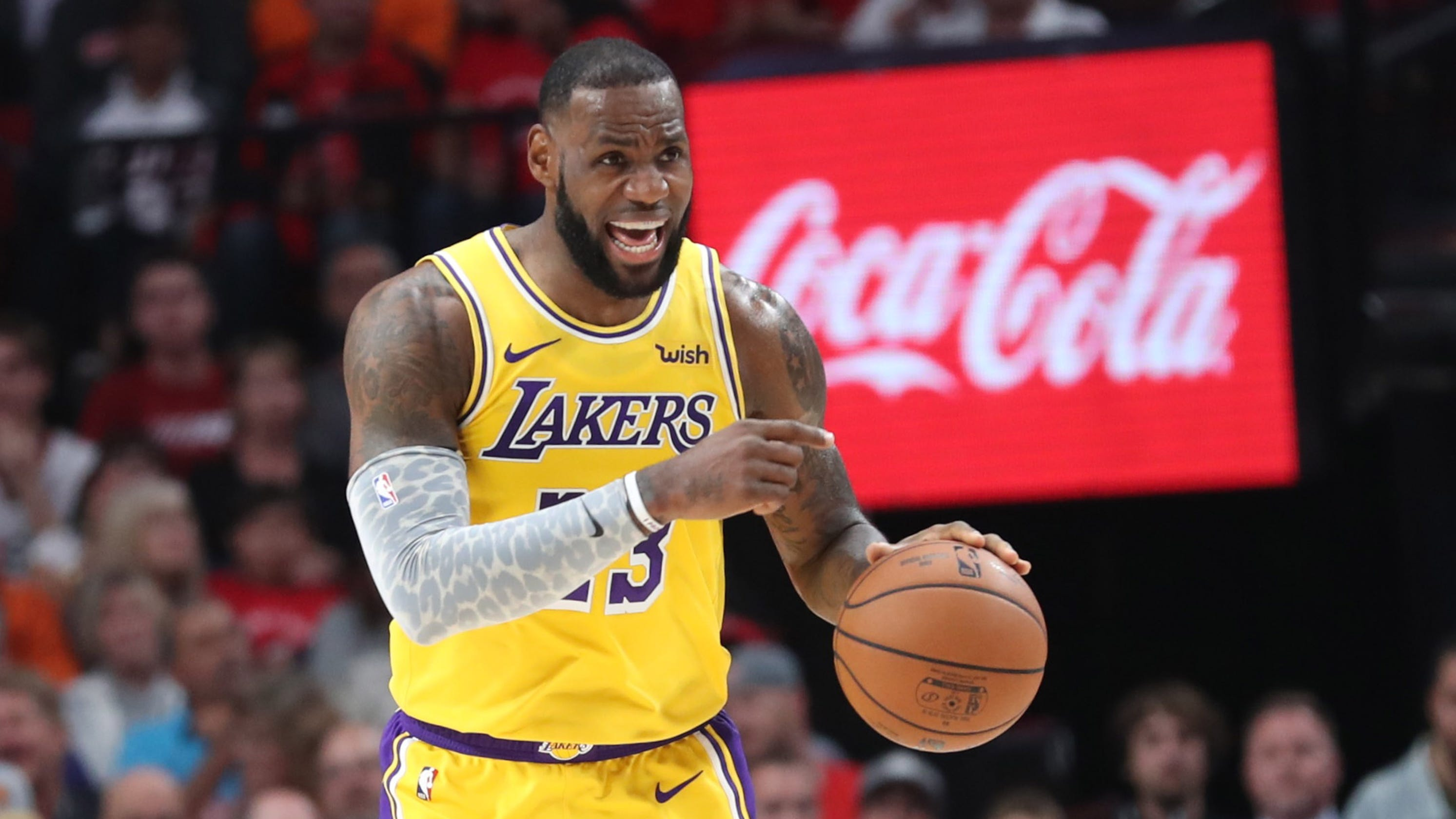 LeBron James  Lakers  return to Showtime won t be short and sweet 7bc25355e