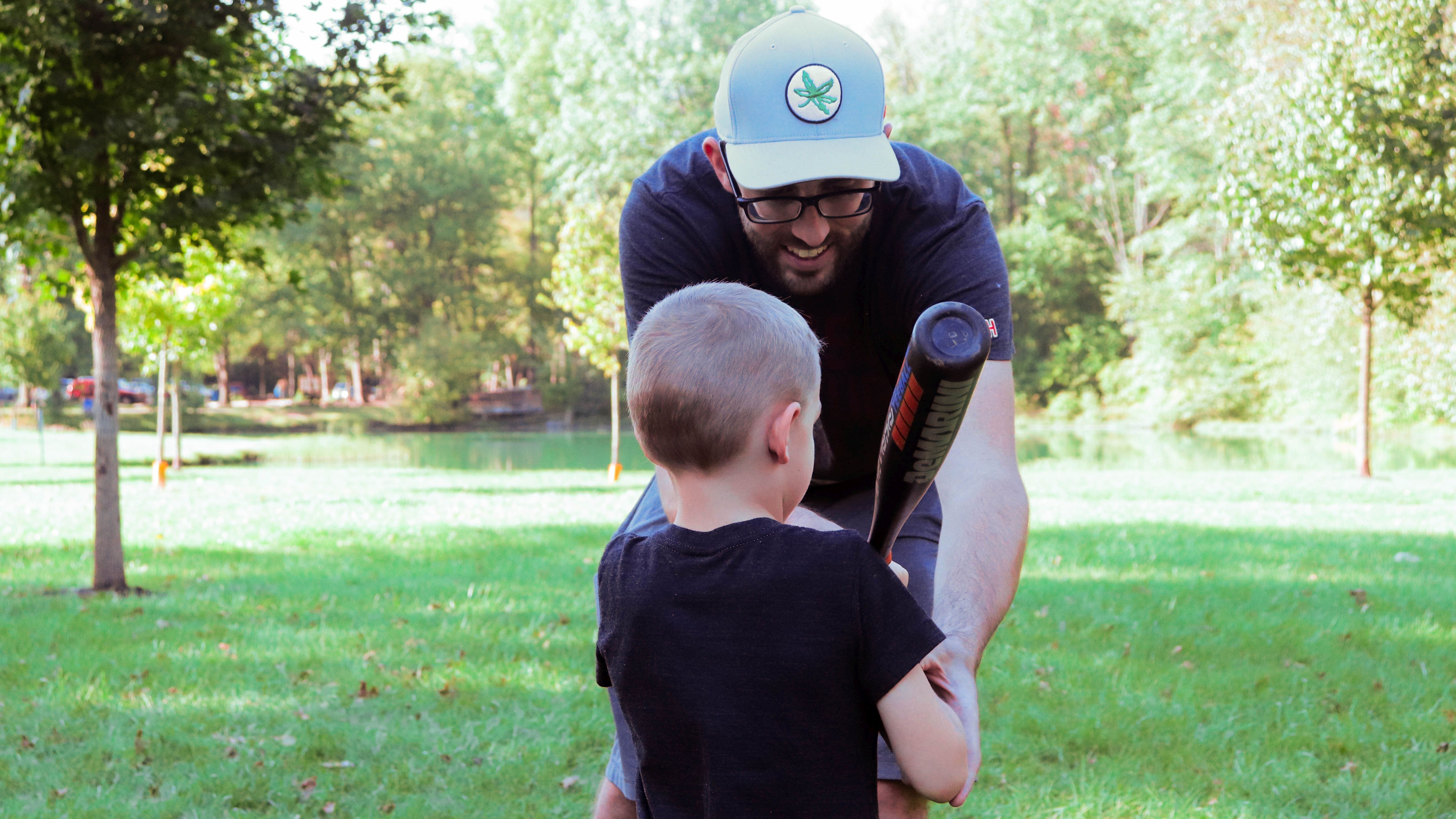 A study suggests that fathers can give their children a genetic head start on a healthy metabolism by exercising prior to conception.