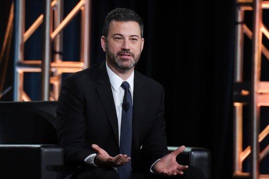 Ap Jimmy Kimmel Colonoscopy A Ent File Usa Ca