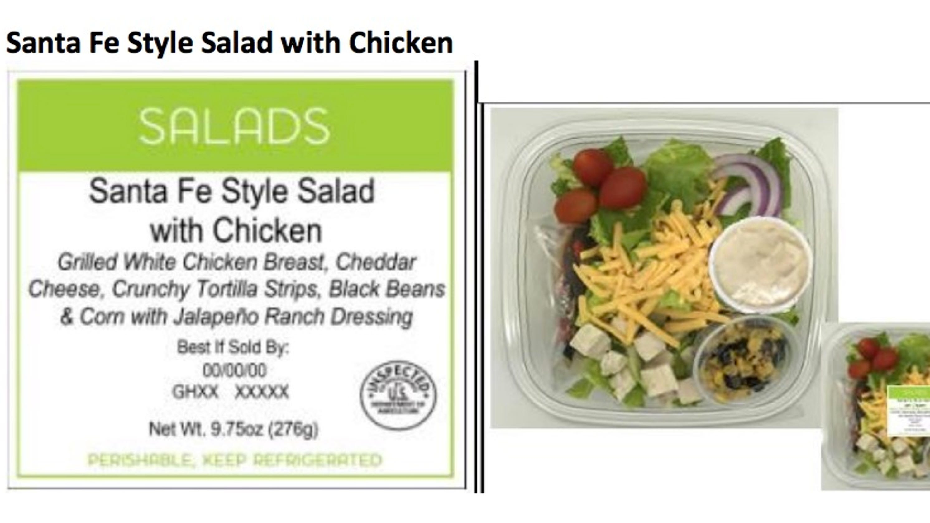 Whole Foods Salmonella May