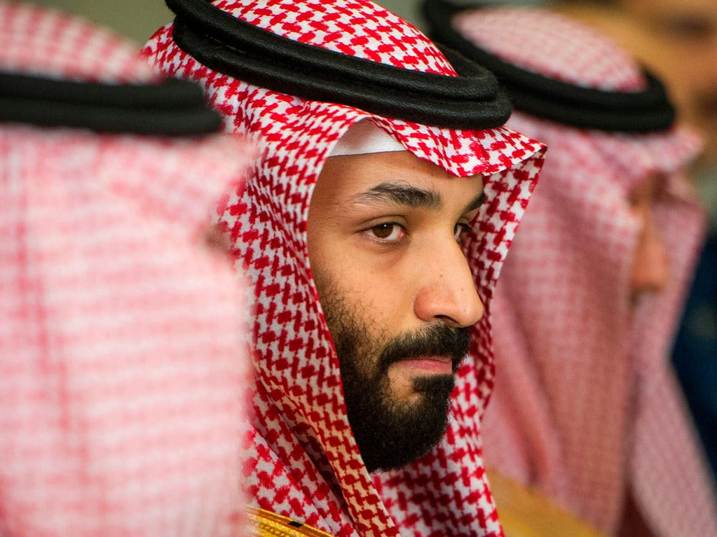 Who is Saudi Arabia's crown prince? A reformer and ruthless ruler