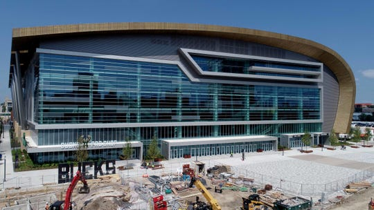 The new Milwaukee Bucks arena, the Fiserv Forum, could have saved basketball in Milwaukee.