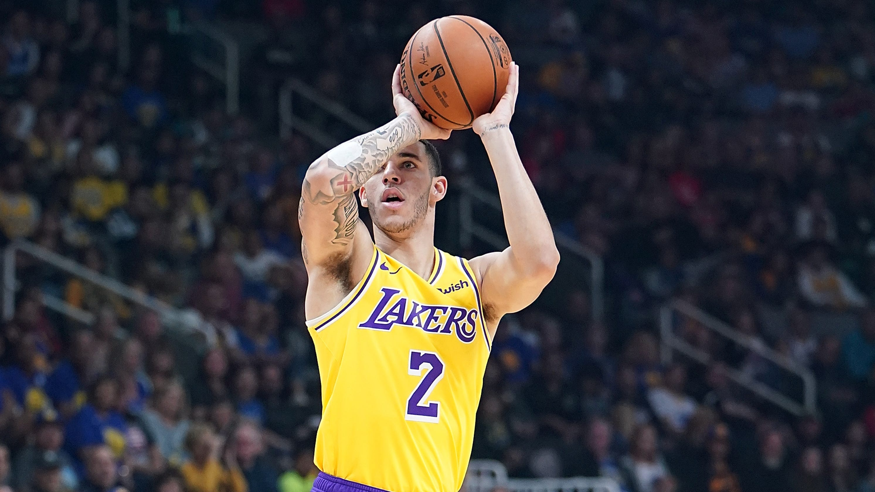 Jalen Rose says Lonzo Ball  doesn t fit with  Los Angeles Lakers  dynamic c657ec02f