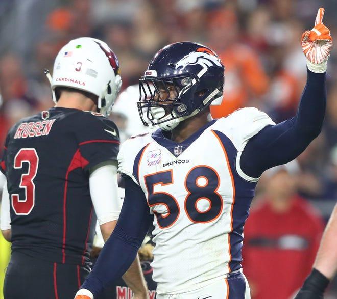 Von Miller, Chris Harris Jr. named to NFL All-Decade Team