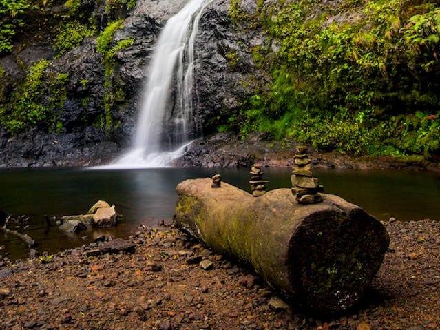 El Silencio Lodge & Spa has a trio of easy-to-reach waterfalls within hiking distance.