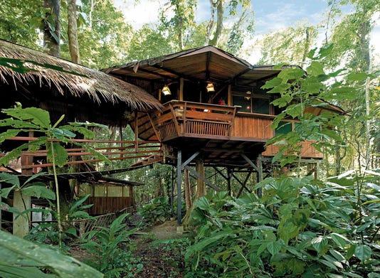 Caption 8 Credit Costa Rica Tree House Lodge