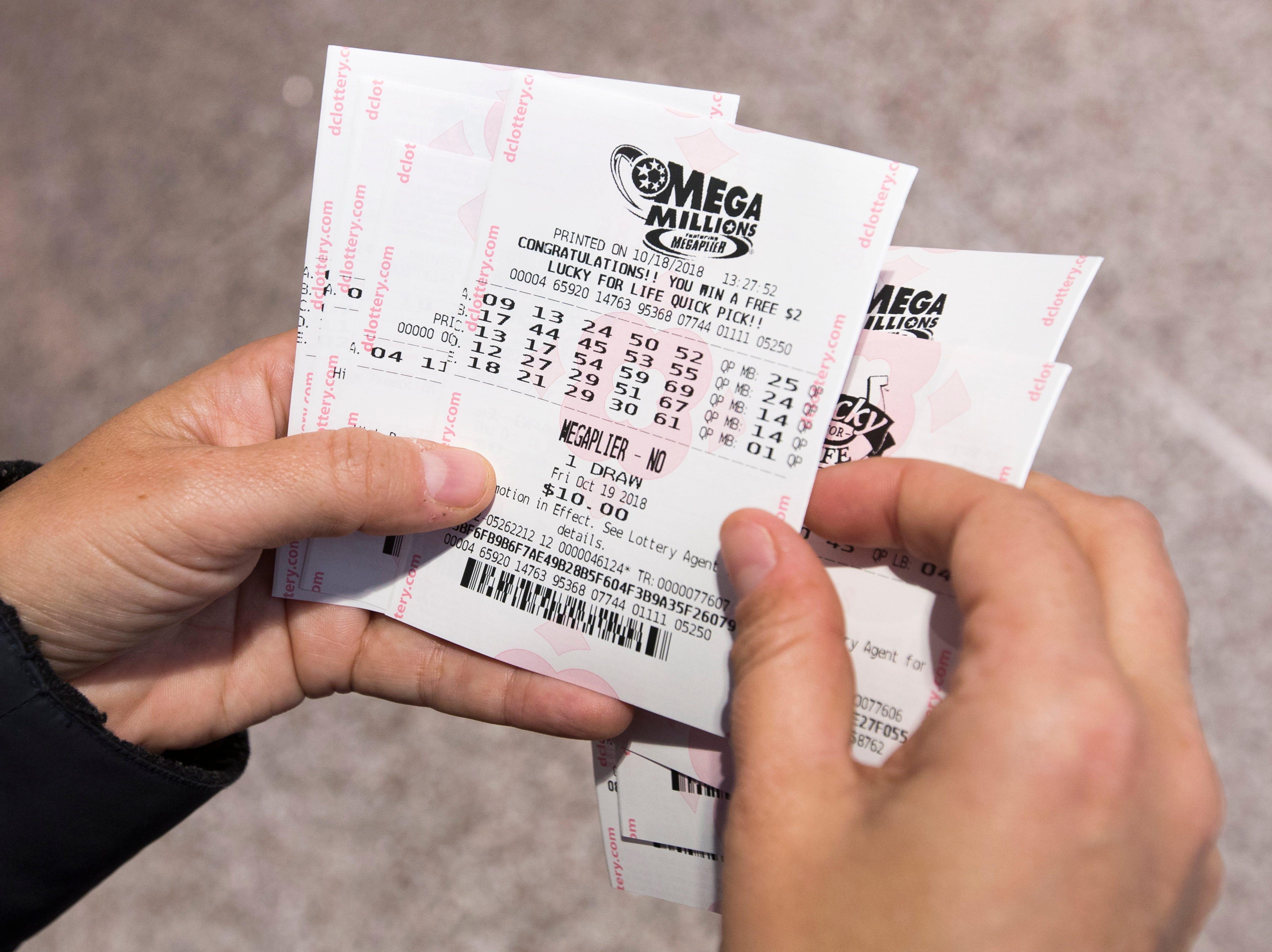 Mega Millions hits $1 billion jackpot — the largest Mega Millions prize ever