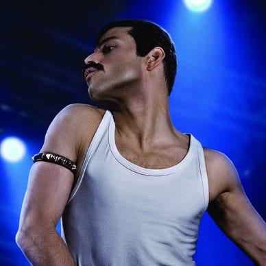 Rami Malek talks being a Queen fan, channeling Freddie Mercury in 'Bohemian  Rhapsody'
