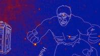 NASA names constellations after the Hulk, Godzilla and more