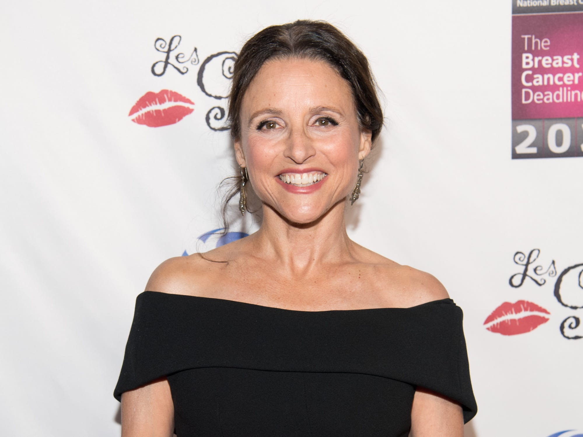 Here's why Julia Louis-Dreyfus made her cancer battle public