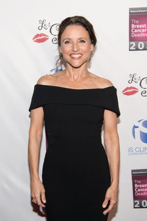 Julia Louis-Dreyfus is opening up about why she made her cancer battle public.