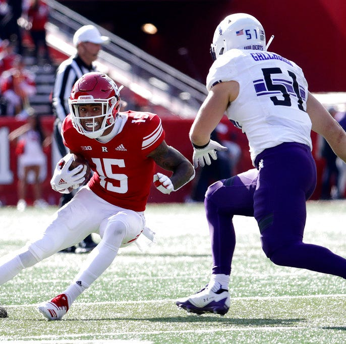 Rutgers football: With four-game gauntlet here, looking ahead does no good