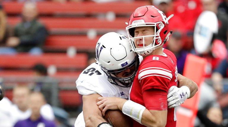 Rutgers falls to Northwestern, 18-15