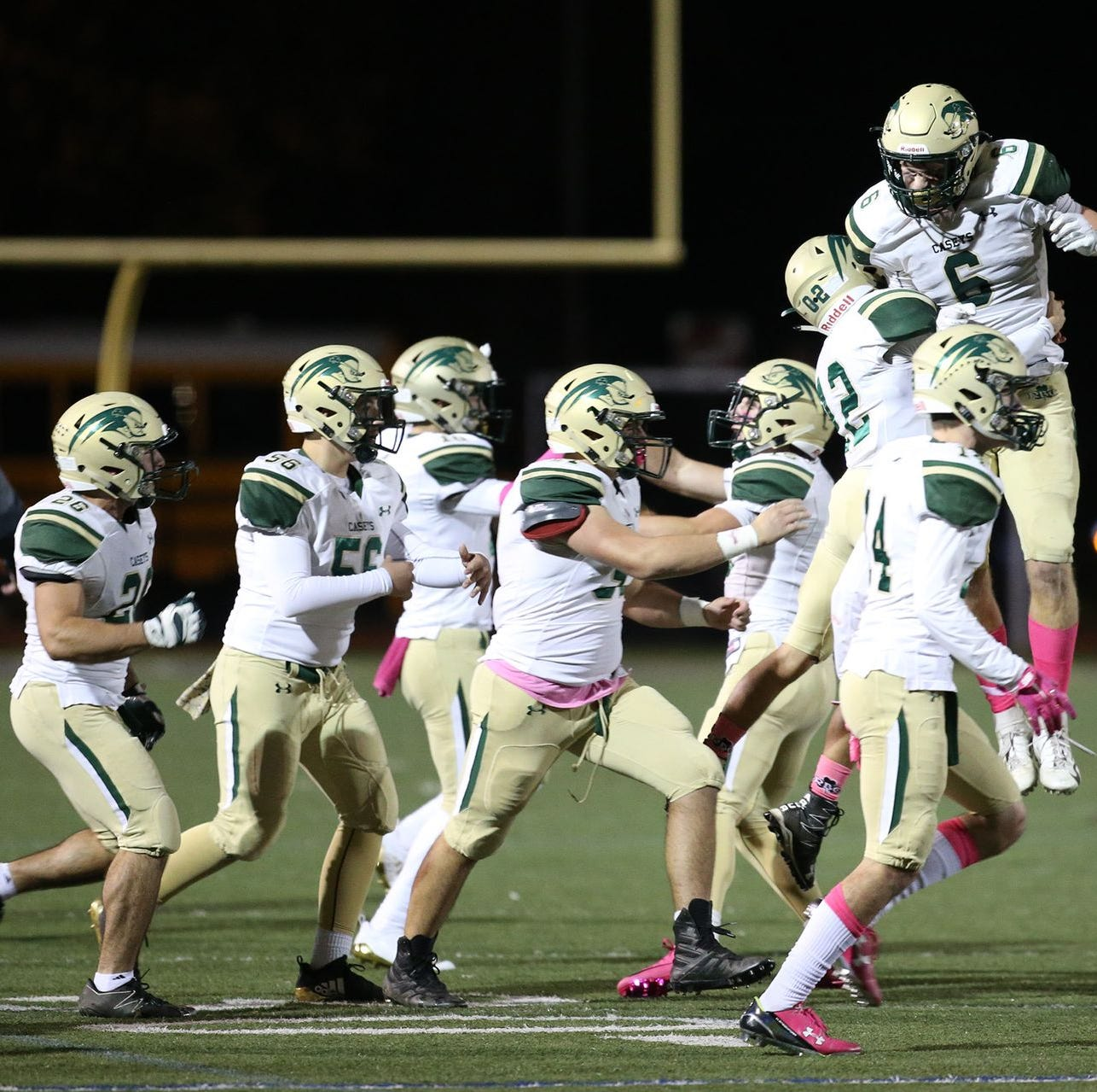 NJ Football after Week 7: See the new Shore Top 10 rankings
