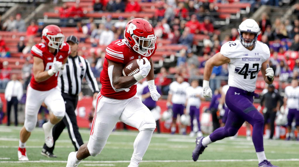 Rutgers football: Five takeaways, five quotes from Rutgers' 18-15 loss to Northwestern