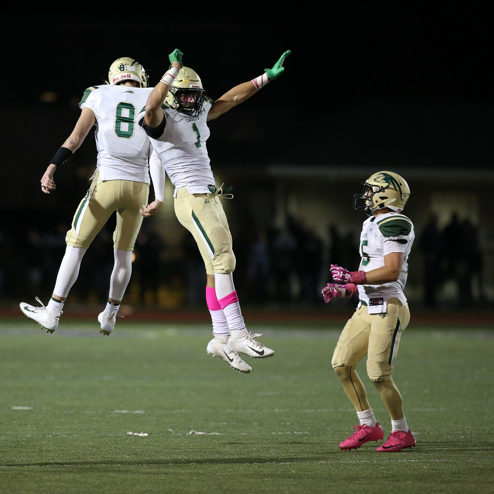 NJ football: Instant Classic! No. 1 Red Bank Catholic holds on to beat No. 2 Rumson, 14-13
