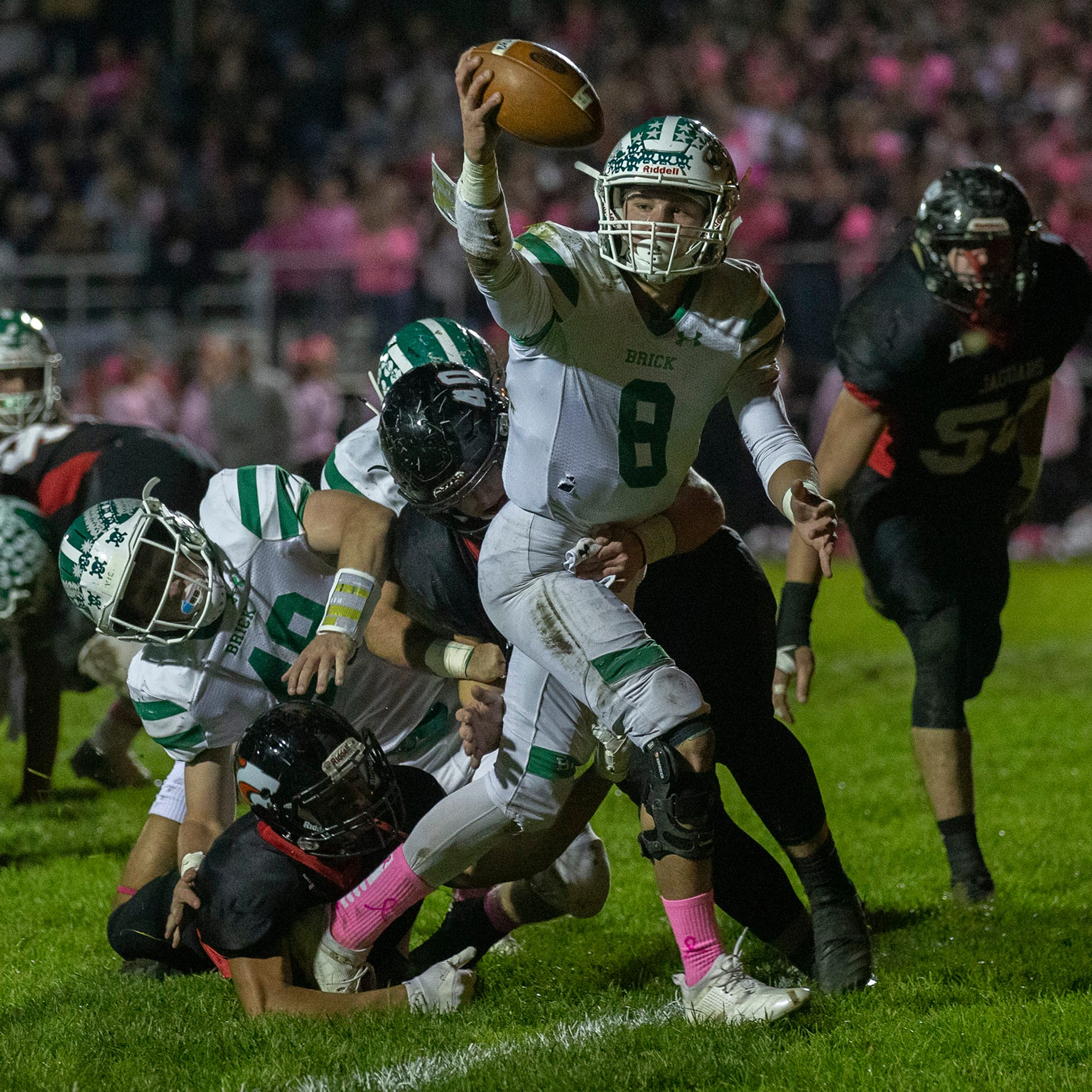 NJ football: Brick goes deep to beat Jackson Memorial