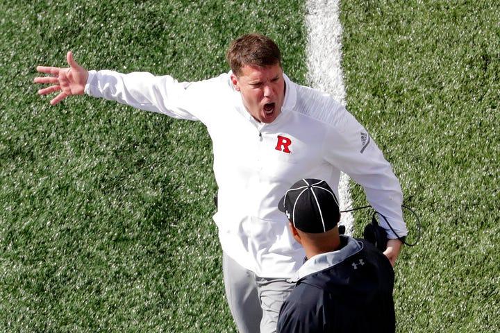 WATCH: Rutgers falls to Northwestern, 18-15