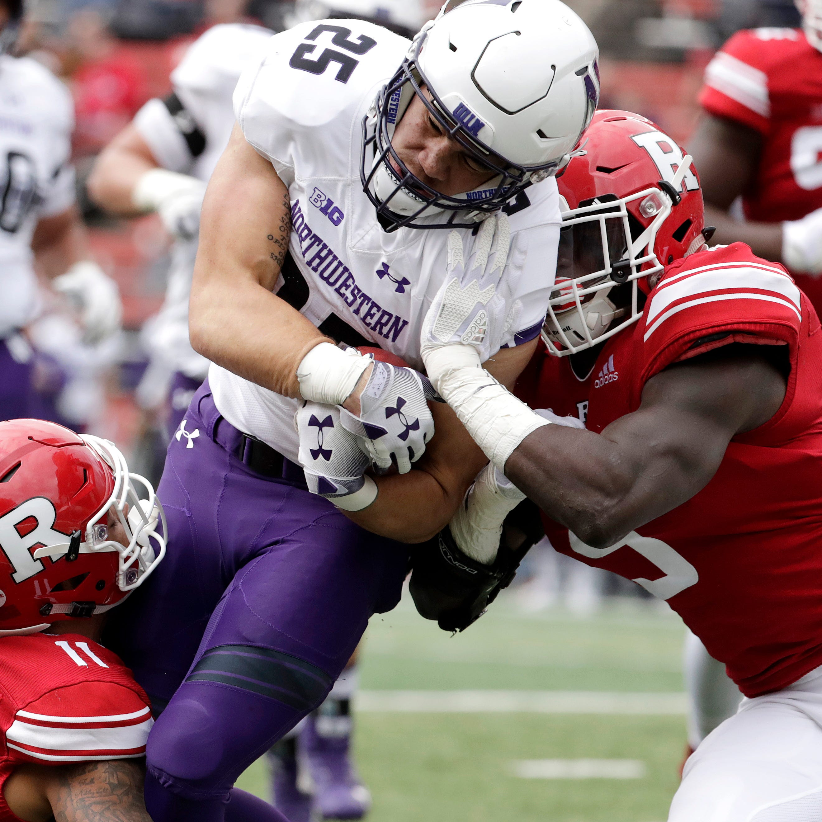 Rutgers football: 1-11 season all but assured with loss to Northwestern