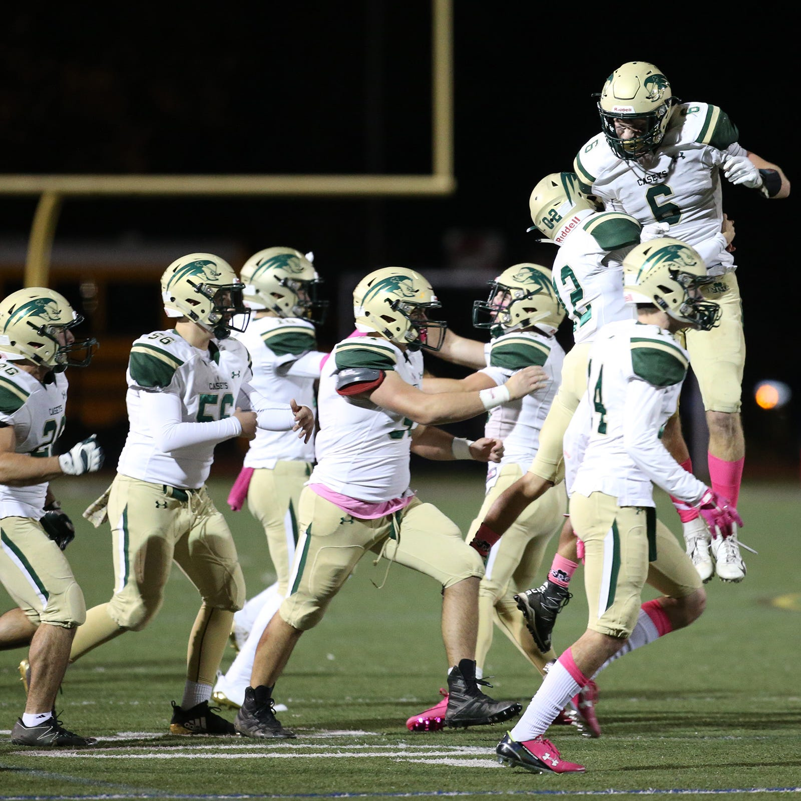 NJ football: Red Bank Catholic dominates Pope John, advances to  state title game