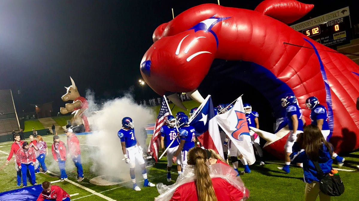 Week 8 Big Country high school football photo highlights