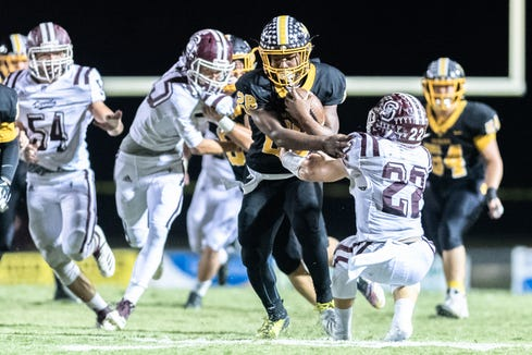 Murphy will host a second-round playoff game next Friday.