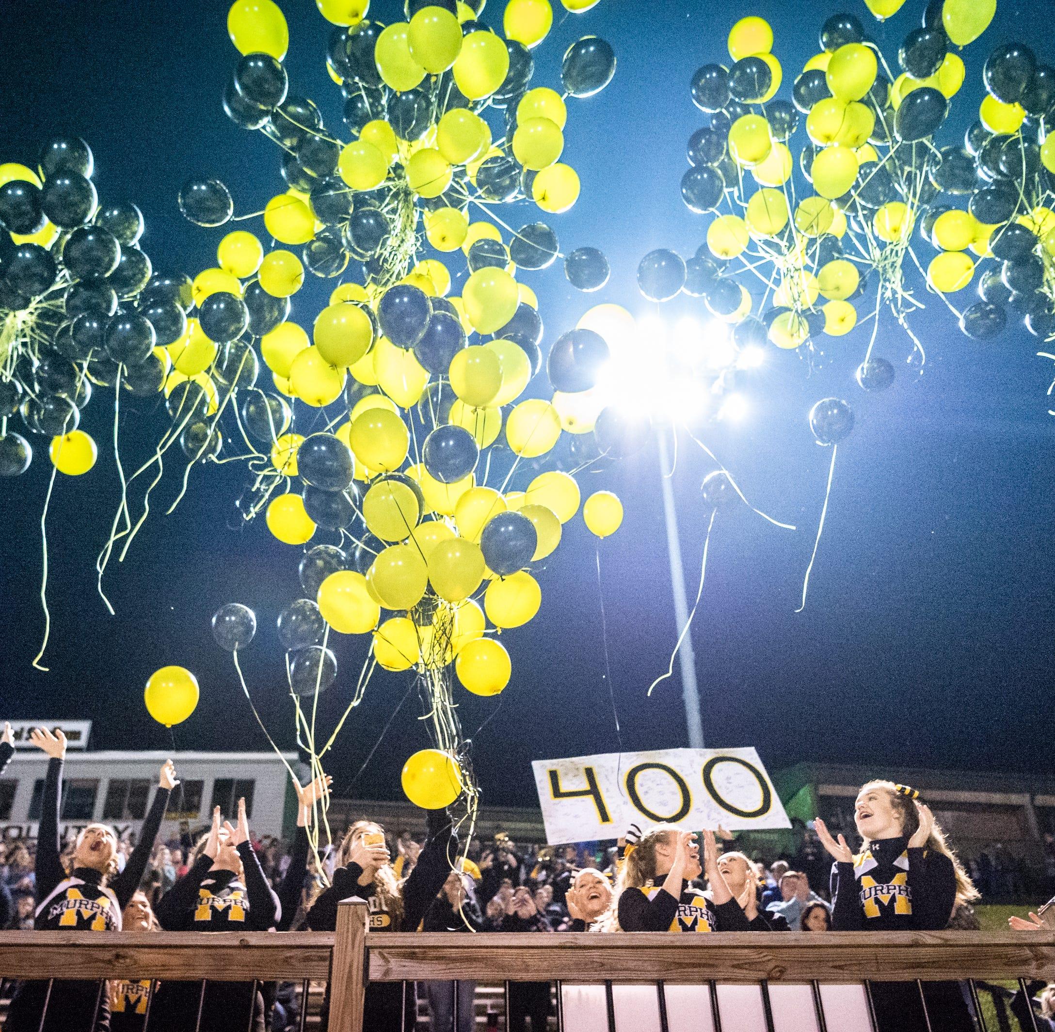 WNC high school football: Week 10 box scores