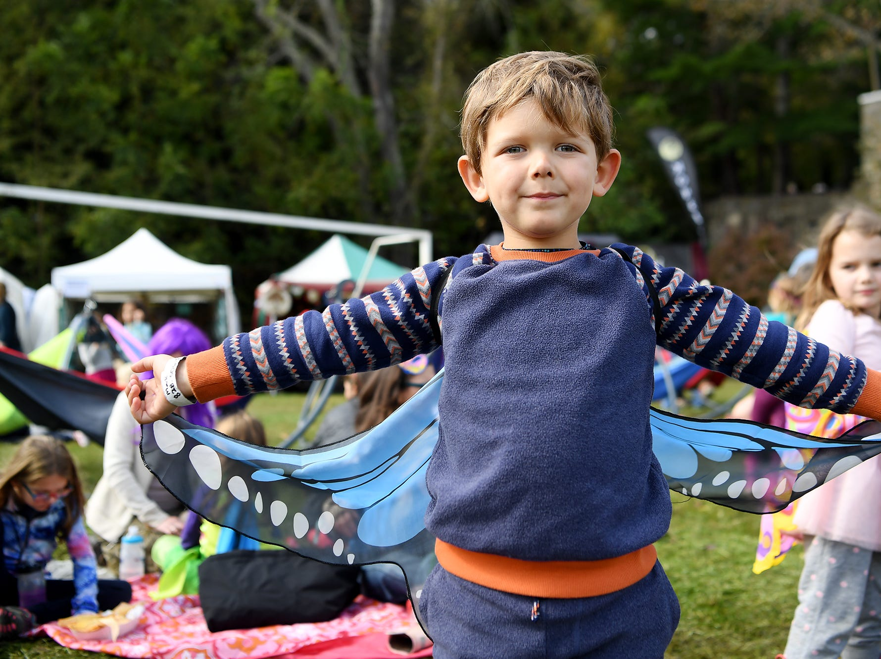 Scenes from the 47th LEAF Festival at Lake Eden in Black Mountain Oct. 20, 2018.