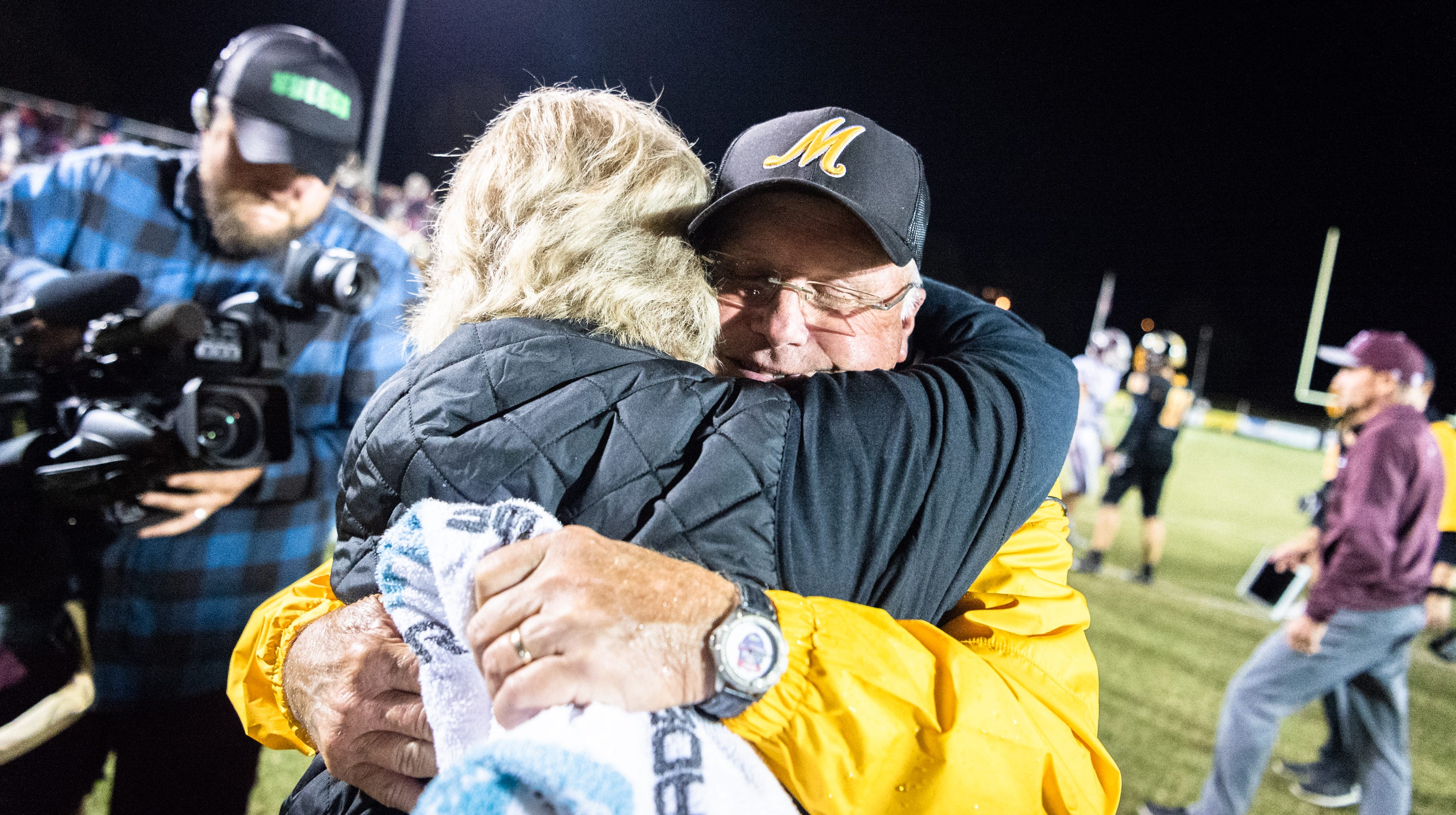 The road to 400 wins: Murphy's David Gentry shares a look back at a prolific coaching career