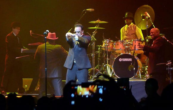 Morris Day and the Time perform Oct. 26 at the Suquamish Clearwater Casino Resort.