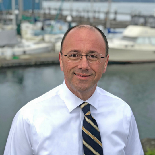 Paul Andrews, a data analyst for Kitsap County, is running for Kitsap County Auditor in November.
