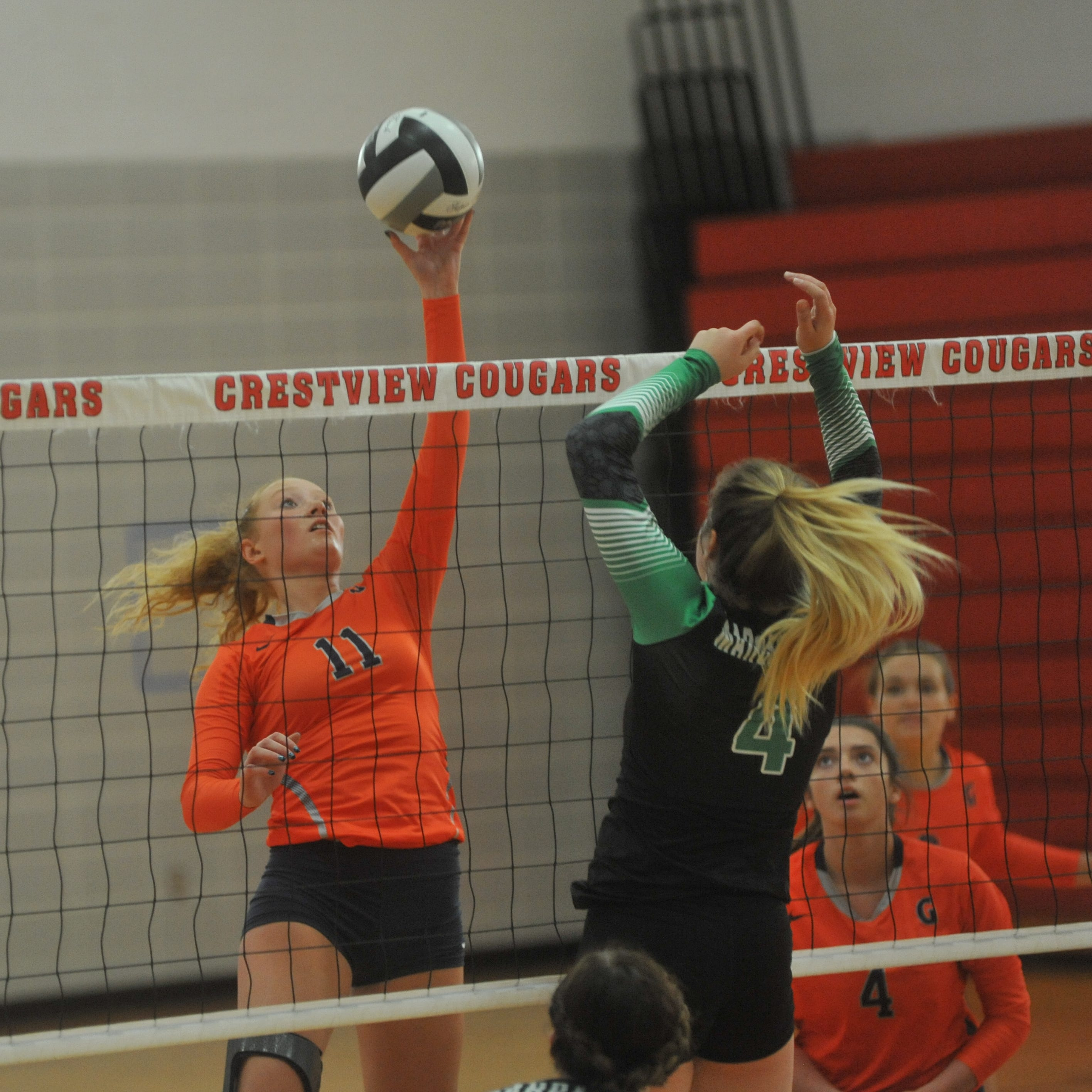 Galion and Crestview win sectional titles, set up rematch in district semifinal